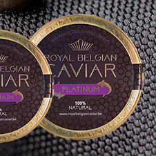 Royal Belgian Caviar Goldlabel